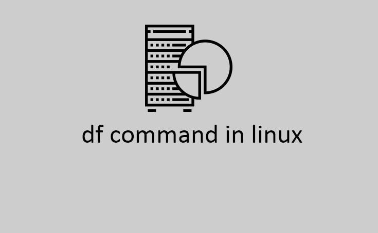 df linux command