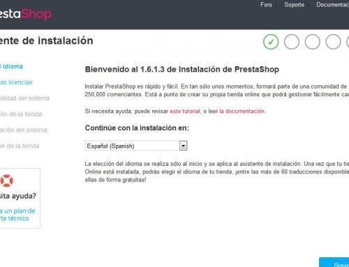 Configuración de Nginx para Prestashop 1.6.x