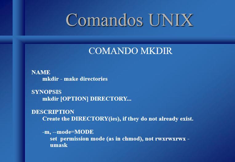 mkdir linux
